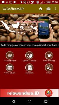 CoffeeMap screenshot 1