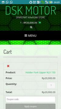 DSK Motor apk screenshot