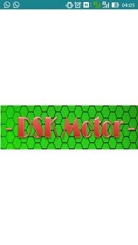 DSK Motor poster