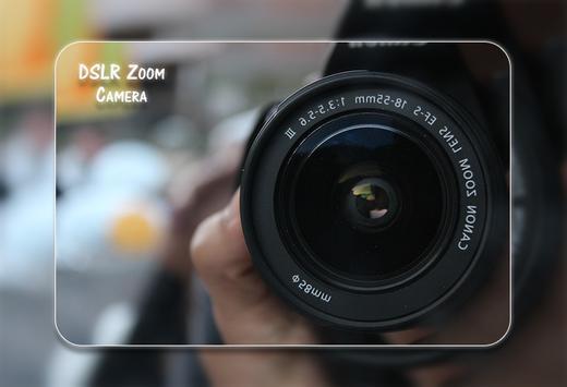 DSLR HD Zoom Camera - Ultra HD 4K Camera-HD Camera poster