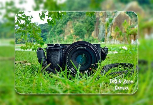 DSLR HD Zoom Camera - Ultra HD 4K Camera-HD Camera screenshot 1