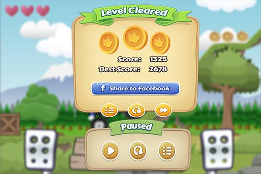 Pokoyo Climb Hill apk screenshot