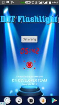 DOT Flashlight apk screenshot