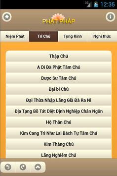 Phật Pháp apk screenshot