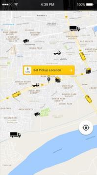 Du Taxi screenshot 4