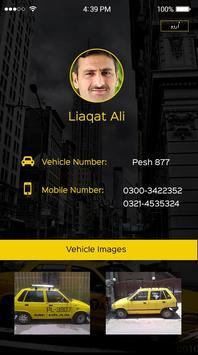 Du Taxi screenshot 5