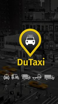 DuTaxi Driver poster