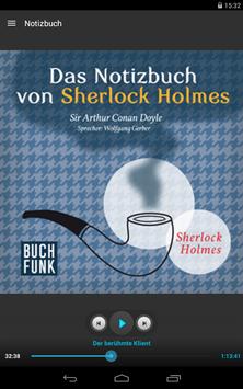 Notizbuch von Sherlock Holmes screenshot 3