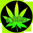 Weed Marijuana Leaves Wallpaper APK