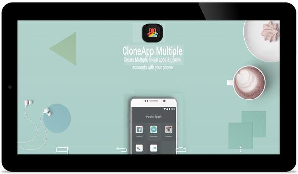 Cloneapp Multispace - 2Accounts Parallel Cloner APK App