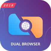 Dual Browser icon