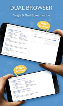Dual Browser screenshot 2