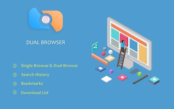 Dual Browser screenshot 7