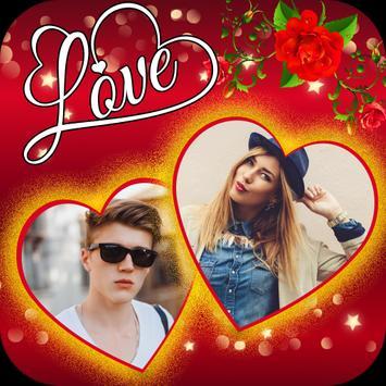 Love Couple Photo Frame screenshot 8
