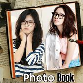 Photo Book Dual Photo Frame icon