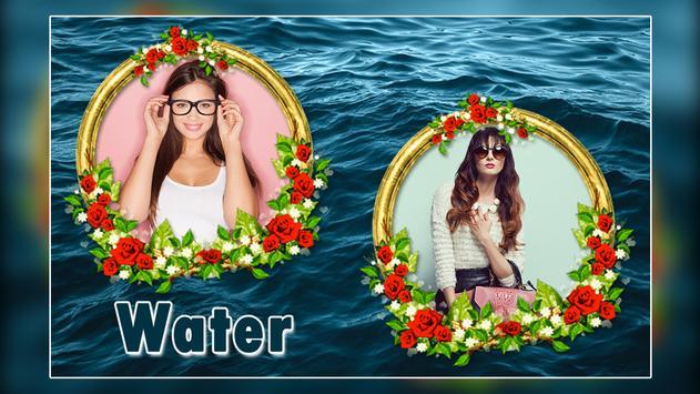 Water Dual Photo Frame screenshot 5