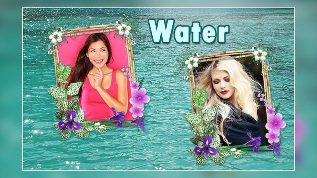 Water Dual Photo Frame screenshot 6