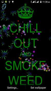 Weed Rasta Smoke Wallpapers Backgrounds Apk Screenshot