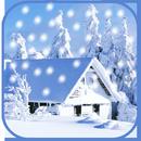 Snowfall 3D : Free Live Wallpaper APK