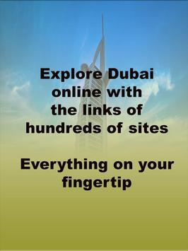 Dubai Online - Click to proceed poster