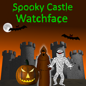 Spooky Castle Watchface icon