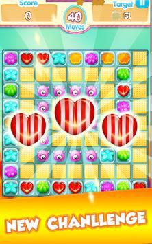 Cookie Crush Jam screenshot 2