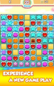 Cookie Crush Jam screenshot 5