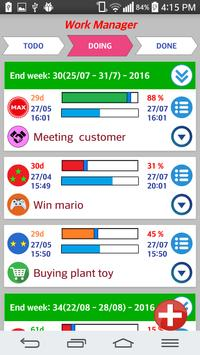 Work, Task, Todo, Note-Manager apk screenshot