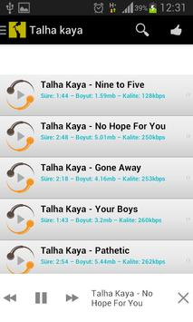 Müzik İndirme Programı screenshot 4