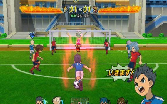 Inazuma Eleven Free Game For Cheat poster