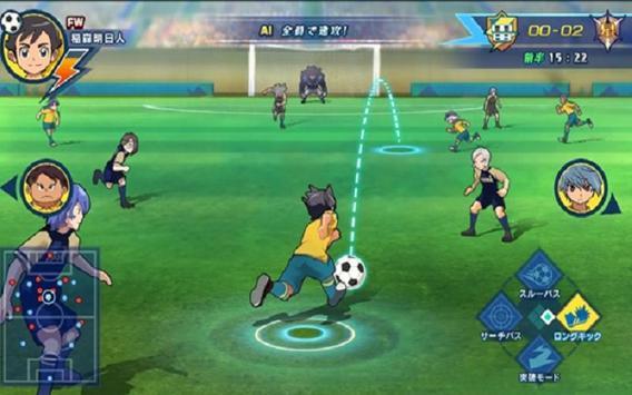 Inazuma Eleven Free Game For Cheat screenshot 4