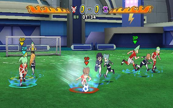Inazuma Eleven Free Game For Cheat screenshot 5