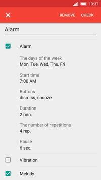 Speaking clock DVBeep Light screenshot 1