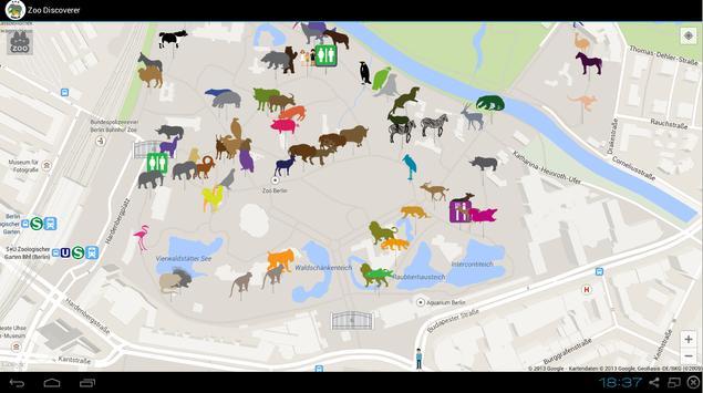 Berlin Zoo Discoverer screenshot 5