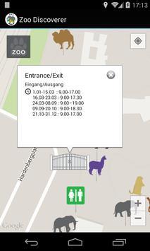 Berlin Zoo Discoverer screenshot 3