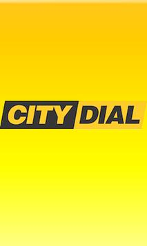 CITY DIAL poster