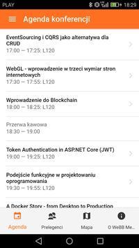 WeBB MeetUp #7 screenshot 1