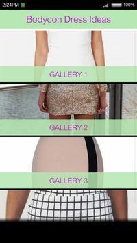 Bodycon Dress Ideas screenshot 1