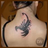 Scorpion Tattoo Ideas icon