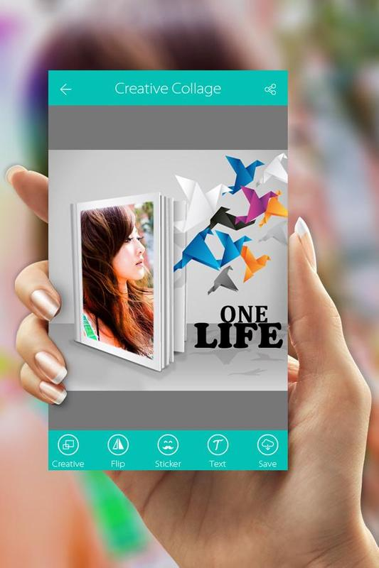 Creative Collage Editor APK Download - Free Photography ...