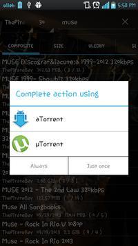 Torrent Search screenshot 2
