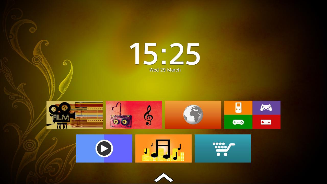 Top TV Launcher 2 - Trial for Android - APK Download