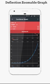 Cálculo Vigas (DEMO) captura de pantalla 2