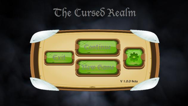 The Cursed Realm poster