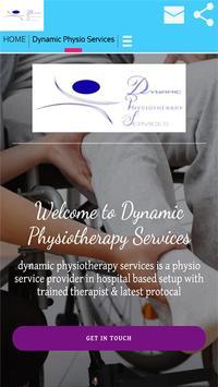 Dynamic Physio Services screenshot 9