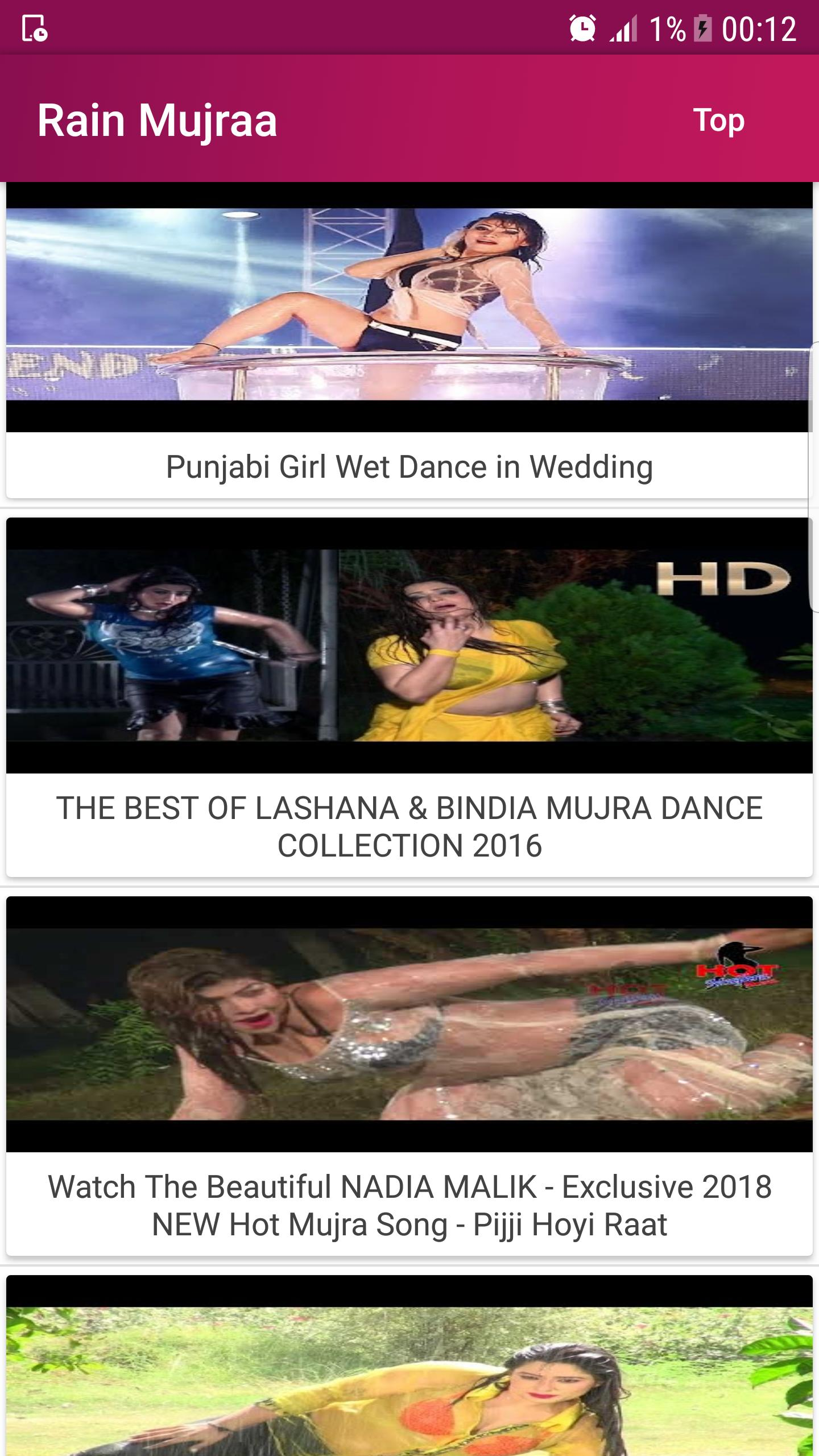 Rain Mujra Dance HD 2018 for Android - APK Download