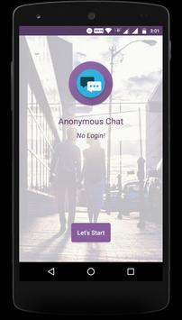 Anonymous Chat poster