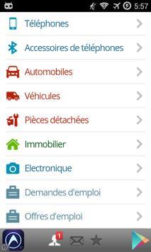 Algérie Ouedkniss 2015 apk screenshot