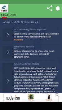 E-Okul screenshot 3