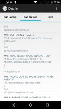 Indian Tour Guide apk screenshot